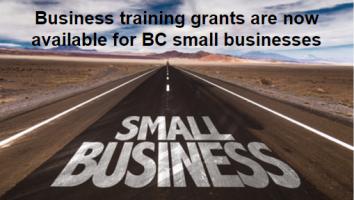 Canada Jobs Grant BC