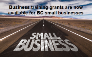 Business Training Grants are Available