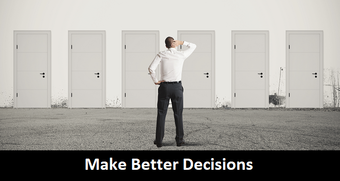 better business decisions