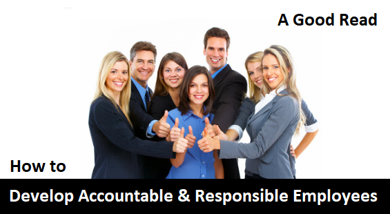 responsible accountable employees